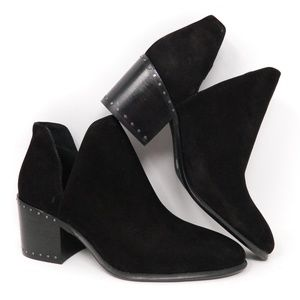 Vince Camuto Womens Booties Size 10.5 M Petran